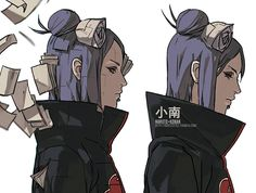 魚 - Konan from NARUTO