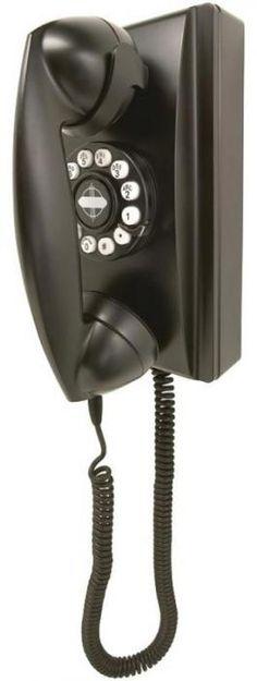 Antique-Replica-Phones/Crosley-1930s-retro-style-wall-Your Price: $59.95