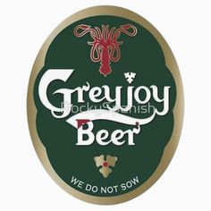 GREYJOY - Game Of Thrones