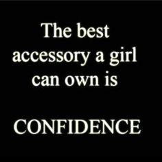 Go forth with confidence this week! #happymonday #bestdressed #quoteinspo