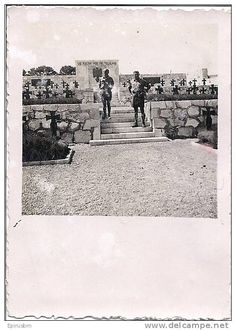 Greece, Grece, WWII, CRETE 1942, Original Photo, German Soldiers.