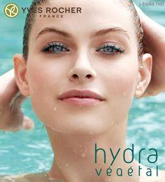 New: Yves Rocher Hydra Végétal Products