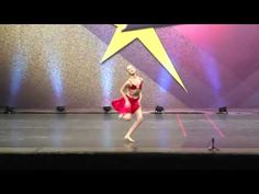 Madison O'Connor - Gorgeous - Lyrical age 13- She is on AUDC!!!!