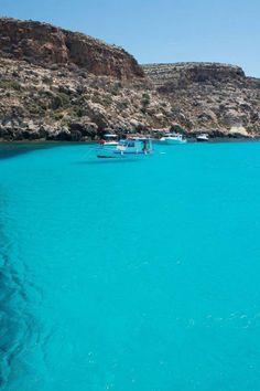 Lampedusa - Tabaccara, Sicily, Italy