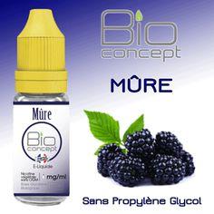 E-liquide 10ml BIO CONCEPT MURE