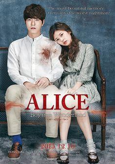 Alice - Boy from Wonderland Just watched this thriller movie starring my doe-eyed Hong Jonghyun. Chincha ippudah.