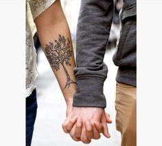 36 Fresh Tree Tattoo Ideas for Men and Women