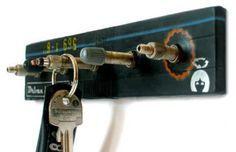 colgadores llaves - Buscar con Google