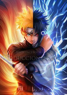 Naruto - Sasuke by RogerGoldstain on DeviantArt
