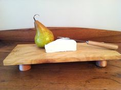 Handcrafted Ash Cutting Board with by TheArtisanWoodShed on Etsy, $65.00