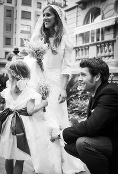 La boda de Nacho y Nere en San Sebastián ©  Inma Fiuza