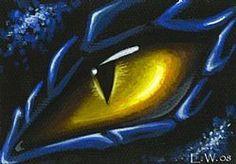 Art: Blue Dragon Eye by Artist Elaina Wagner Dragon Eye Drawing, Dragon Sketch, Blue Dragon, Dragon Art, Dragon Head Tattoo, Phoenix Artwork, Dragon Warrior, Cool Dragons, 5th Grade Art