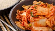 The pungent, highly seasoned fermented cabbage is the Korean equivalent of soul food. Think of it as 5\u002Dalarm sauerkraut. Here\u0027s how to make kimchi in no time.