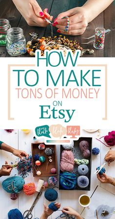 Start your own Etsy shop with these tips and tricks.