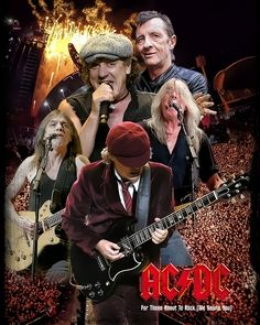 LEGENDARY AC/DC Best Rock Bands, Rock And Roll Bands, Cool Bands, Rock N Roll, Bon Scott, Hard Rock, Heavy Metal Rock, Heavy Metal Bands, Angus Young
