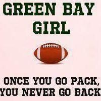 True, but most of us are BORN Packer fans!