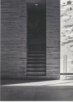 therme vals by peter zumthor Space Architecture, Futuristic Architecture, Amazing Architecture, Architecture Details, Ancient Architecture, Sustainable Architecture, Peter Zumthor, Therme Vals, Brick And Stone