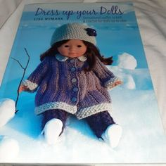 My eBay: Active Knit Crochet, Crochet Hats, Home Pictures, Classic Collection, My Ebay, Dress Up, Dolls, Knitting, Stuff To Buy