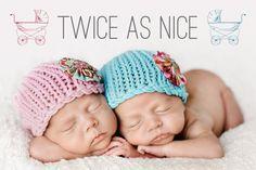 Twice as nice...