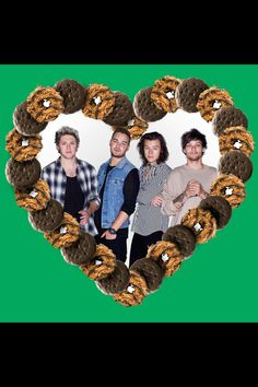 See one direction likes Girl Scout cookies XD