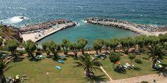 Lianos Cape Beach in Panormo, Rethimno, Crete