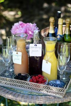 Sunday brunch (bridal shower)