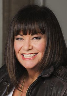 Dawn French. So amazing, the only celebrity I've seriously considered sending fan mail to