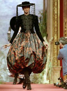 Christian Lacroix haute couture 1988