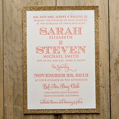 Invitation Backer for Mounting, glitter backer for wedding invitation, mounting for wedding invitation, glitter paper