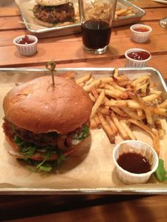 Hopdoddy Burger Bar in Austin, TX