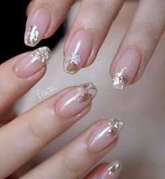 Discover cute and easy nail art designs for all occasions. Find inspiration for Easter, Halloween and Christmas and create your next nail art design. Gradient Nails, Holographic Nails, Matte Nails, My Nails, Acrylic Nails, Stiletto Nails, Coffin Nails, Opal Nails, Coffin Acrylics