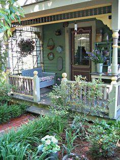 ? American Hippie Bohéme Boho Lifestyle ? Front Porch