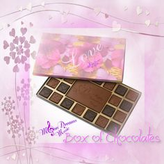 Love & Flowers Box of Chocolates by #MoonDreamsMusic #BoxOfChocolates #ValentinesDay #Love&Flowers