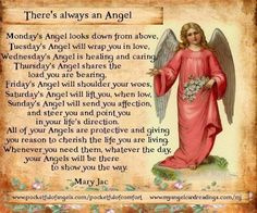 To find a beautiful little collection of Angel Prayers & Poems CLICK HERE ↘️    http://www.pocketfulofangels.com/pocketfulofcomfort2
