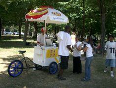Good Humor Ice Cream Bike 1 Good Humor Ice Cream, Ice Cream Business, Ice Cream Van, Ice Cream Social, Bike, Vans, Food, Bicycle, Van
