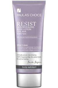 Resist+Skin+Revealing+10%+AHA+Lotion+#paulaschoice+#fragrancefreeproducts+#crueltyfreeproducts