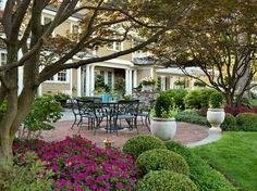 Lexington Residence traditional-landscape