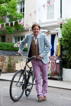 London – Style The Cyclist