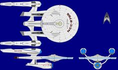 U.S.S. Archer AU Multi-view by kavinveldar on deviantART