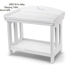 57 best Bitty Baby Furniture & Accessories by American Girl Doll ...