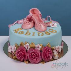 Ballerina Birthday Cake | Ballet cake — Children's Birthday Cakes