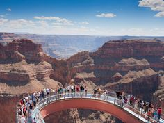 As One World Observatory, the world's newest observation deck, opens May 29 atop our headquarters at One World Trade Center in New York City, we've rounded up two dozen further vertigo-challenging attractions from the Grand Canyon to China�costing anywhere from over $80 to under $4 to visit. How much height for your dollar do you get? Find out...