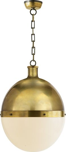 EXTRA LARGE HICKS PENDANT from Circa $630