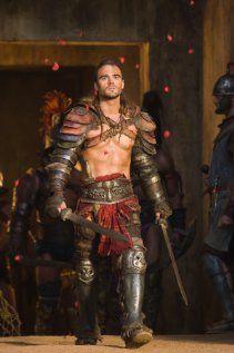 Spartacus - Gannicus - Dustin Clare