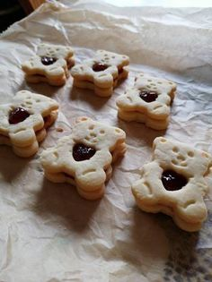 Mac, Cookies, Food, Projects, Biscuits, Meal, Essen, Cookie Recipes, Cake