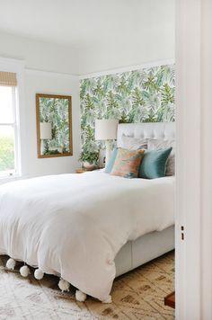 10 Ways to Make a Big Bedroom Feel Cozy | Apartment Therapy Cozy Bedroom, Master Bedroom, Bedroom Decor, Bedroom Ideas, Peaceful Bedroom, Large Bedroom, Bedroom Inspo, Master Suite, Greenhouse Apartments