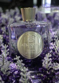 Lavender perfume