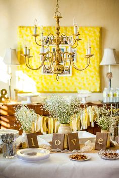 We Heart Parties: Party Information - Yellow Vintage Bridal Shower Brunch?PartyImageID=c9d7aaee-870e-44f8-8249-1ad4032568ed