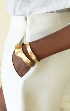 Anaïse | Cornelia Webb Molded Wrist Cuff