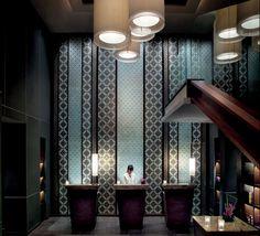 SPA Reception Lounge, 5 Star Luxury Resorts in Krabi, Thailand: Phulay Bay, Ritz-Carlton Lobby Reception, Reception Design, Reception Counter, Commercial Design, Commercial Interiors, Spa Interior, Interior Design, Deco Spa, Public Hotel